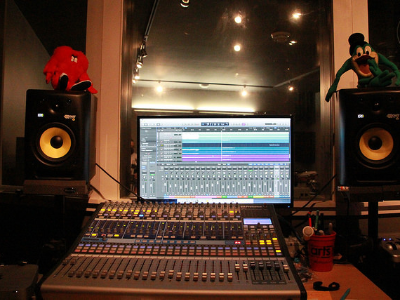 Recording Studio II